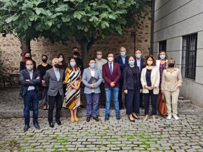 Toledo acogerá la próxima primavera un congreso internacional de traducción medieval