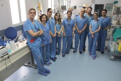 Anestesistas del Hospital de Toledo, premiados por un trabajo sobre la unidad de cuidados intensivos