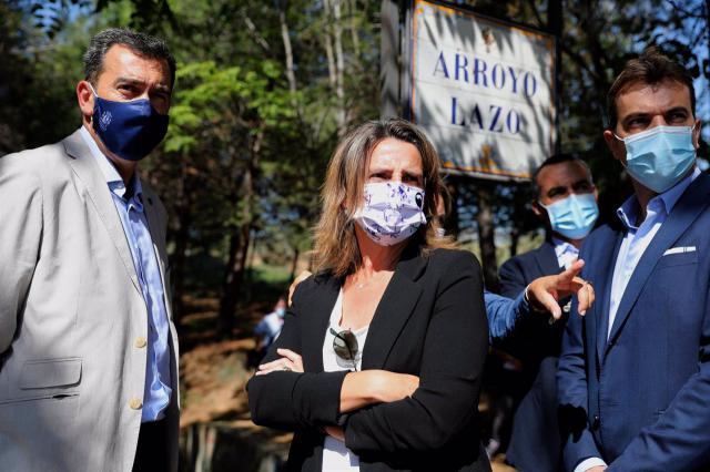 Estas son las medidas de la ministra Ribera en favor del río Tajo