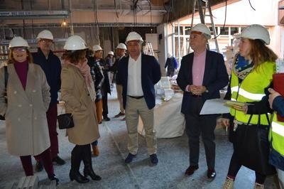 Toledo contará con una oficina 'Emplea' renovada y más amplia en la segunda planta de la Estación de Autobuses