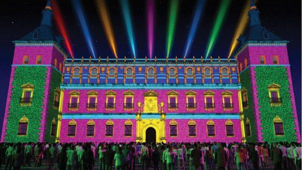 Vuelve 'Luz Toledo', uno de los espectáculos más esperados