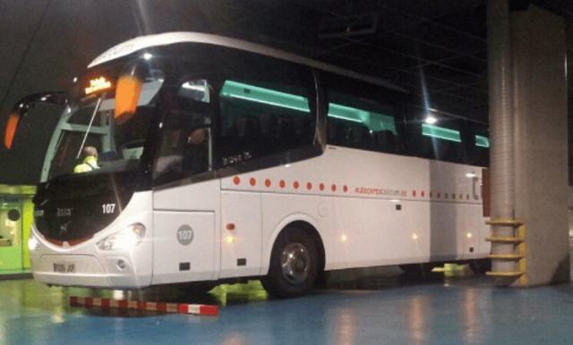 Los conductores de los autobuses Talavera-Toledo llevan desde julio sin cobrar sus nóminas