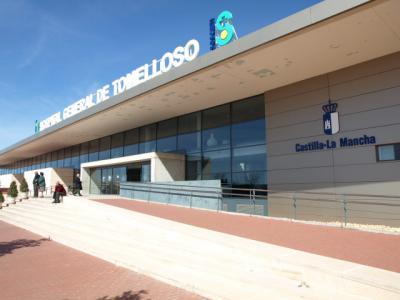 Hospital de Tomelloso.