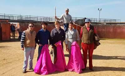 Presentada la ganadería de Peñajara en la finca Torviscoso