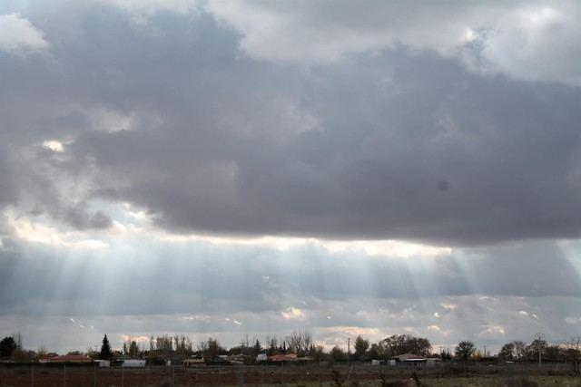 Avisos por fuertes lluvias y tormentas en Albacete, Ciudad Real y Toledo