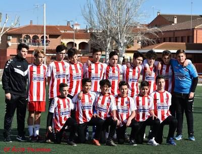 Semana Santa competitiva para los equipos del CF Élite Talavera