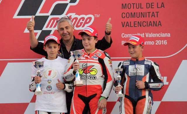 El torrijeño Mauro González, campeón de España de motociclismo