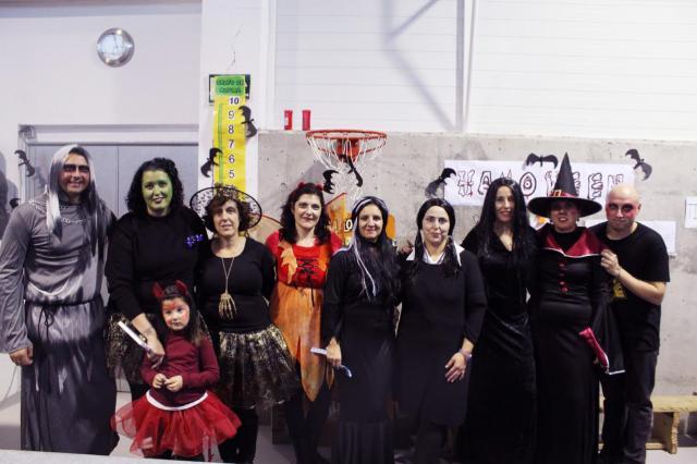 Gran ambiente de Halloween en Torrijos con celebraciones para niños y jóvenes
