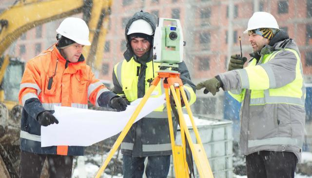 La posibilidad de sufrir un accidente por trabajar en entornos laborales con frío