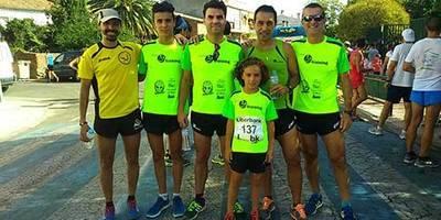 Otro fin de semana más con buenos resultados del Talavera Training