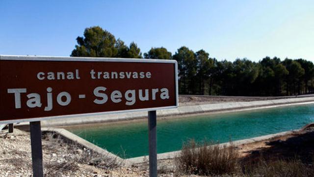 El triple trasvase del Tajo al Segura podría ser mayor