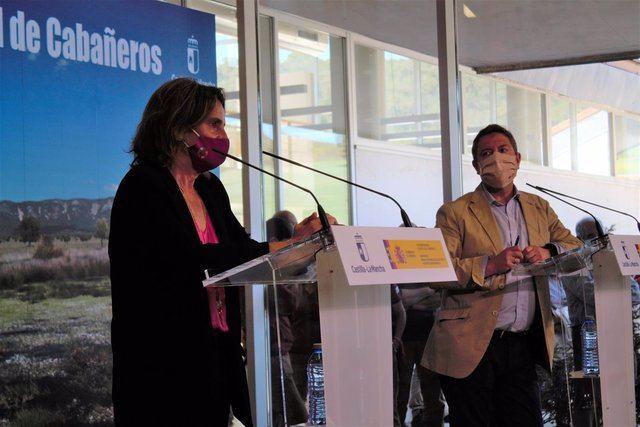 AGUA | Las esperanzadoras palabras de la ministra contra el trasvase Tajo-Segura