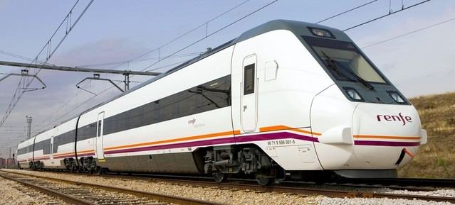 magen de un tren de Renfe de Media Distancia.EUROPA PRESS / RENFE / ARCHIVO