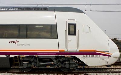 Renfe completa la incorporación de trenes de la serie 599 al parque de material de Extremadura
