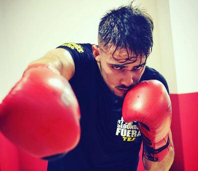 El boxeador talaverano Adam Trenado ya es noveno en el ranking nacional