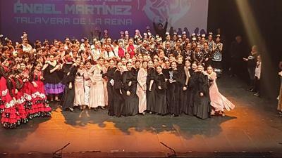 La escuela de Carmen Sánchez 'Triana' logra 5 premios en el Campeonato Nacional de Danza