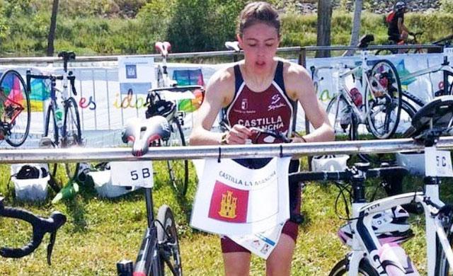 Castilla-La Mancha celebrará el Campeonato Cadete de Triatlón