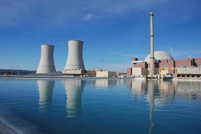 La Central Nuclear de Trillo sufre un incendio