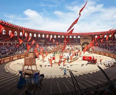 El parque temático Puy du Fou promocionará la artesanía de Castilla-La Mancha