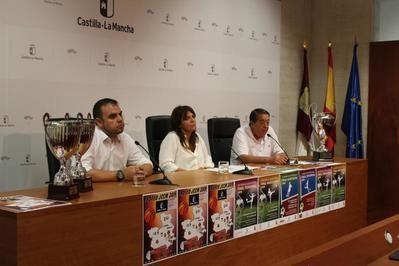 Presentados oficialmente los trofeos Copa JCCM