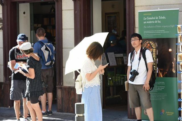 Castilla-La Mancha alcanza récord de empleo turístico en el mes de julio