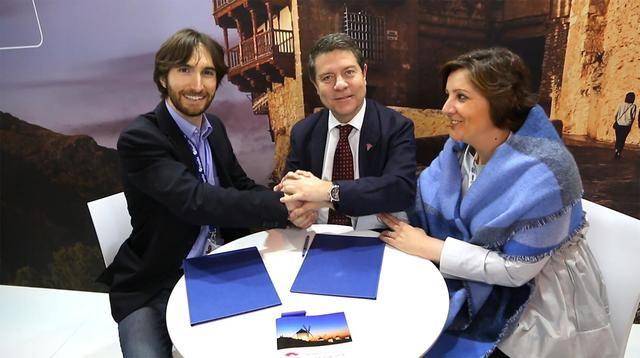 García-Page hace un balance positivo de la promoción de la región en Italia