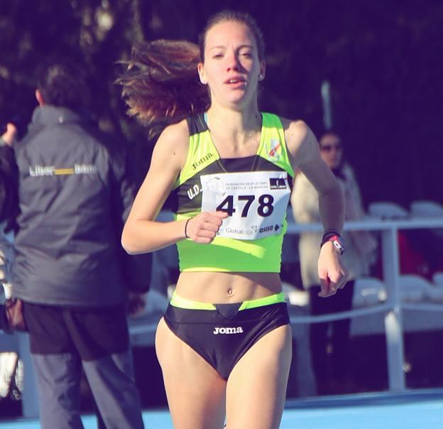 La atleta talaverana Alba Fernández competirá en el Campeonato de España Sub23