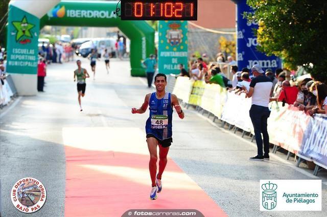 La UDAT consigue el sexto puesto en el Campeonato de España de Media Maratón