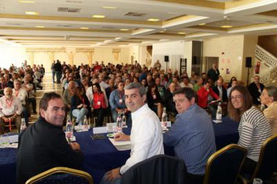 Más del 90% de los militantes socialistas de la provincia de Toledo aprueban la gestión García-Page
