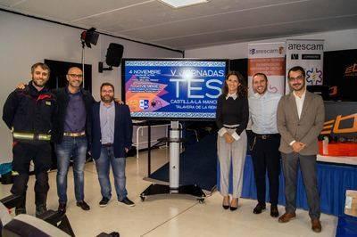 Talavera acoge las 'V Jornadas TES' organizadas por ATESCAM y Ébora Formación