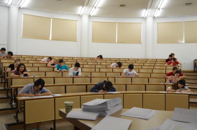 El 70 por ciento de los alumnos de Talavera aprueba la EvAU extraordinaria de julio