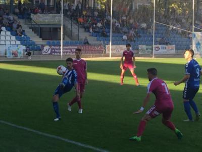 El CF Talavera se reencuentra con la victoria y suma tres puntos de 'oro'
