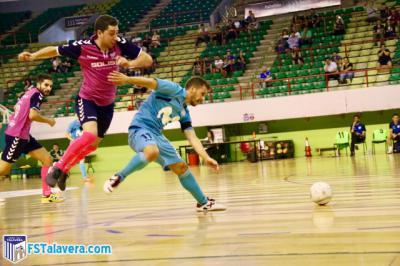 Un efectivo Soliss FS Talavera se lleva los puntos ante el filial de Movistar Inter