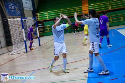 El Soliss FS Talavera vence en Guadalajara y jugará la final del Trofeo Junta