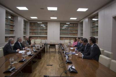 FEDETO pide al Ministerio de Fomento inversiones para Talavera en red ferroviaria y Plataforma Logística