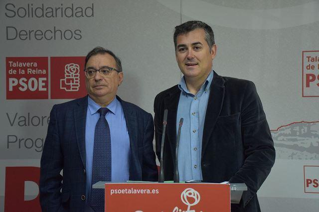 """El PSOE destaca el """"compromiso firme y muy claro"""" de la Junta para la implantación de Informática en Talavera"""