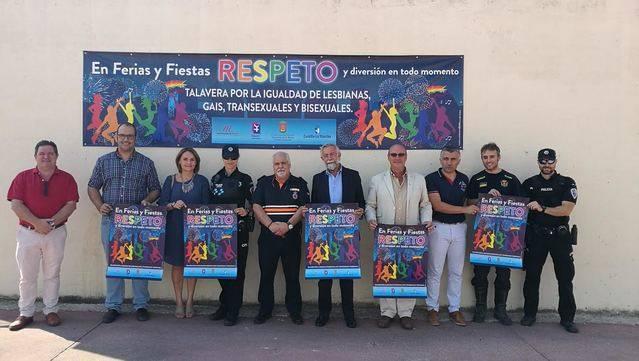 Por unas Ferias de San Mateo con 'respeto' e 'igualdad'