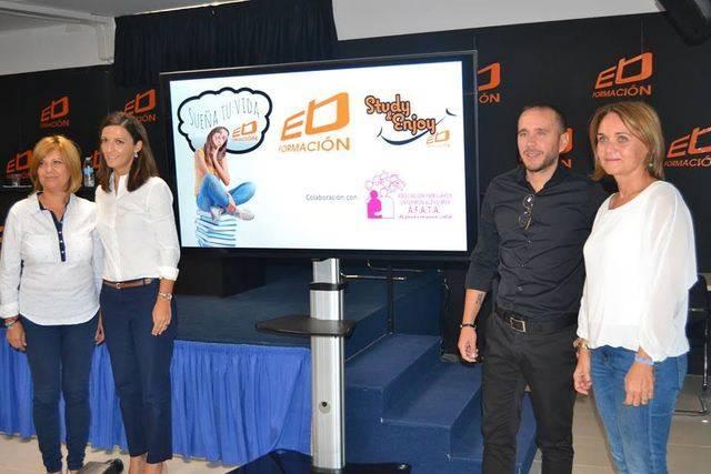 Ebora Formación colabora con los afectados de Alzheimer de Talavera