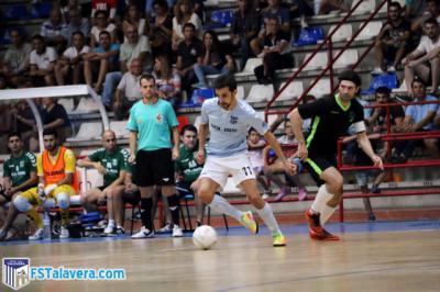 El FS Talavera vence al Mejorada FS por un contundente 6-2