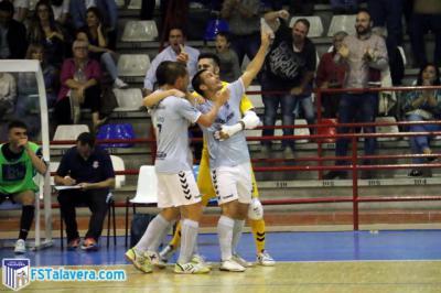 El Soliss FS Talavera sigue imparable y se lleva el derbi ante el Bargas
