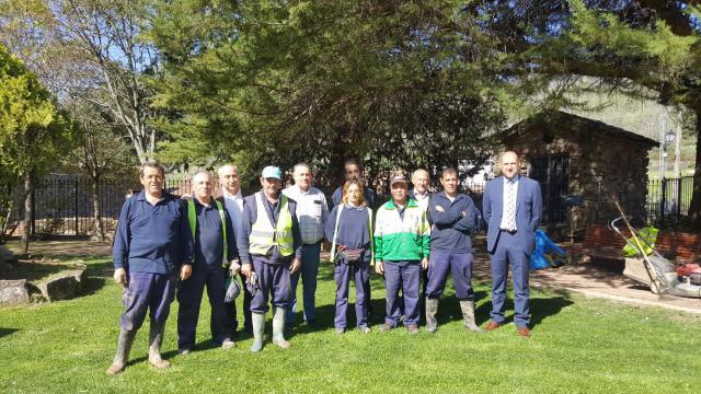 El Gobierno regional ha invertido 203.900 euros en fomentar el empleo en El Real de San Vicente