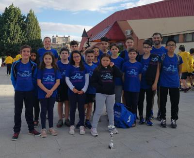 El Club Natación Talavera logra 6 medallas en el 'Trofeo Corpus de Toledo'