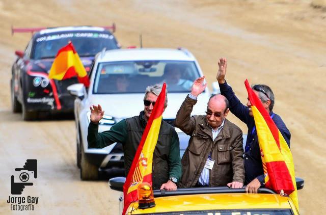 Fallece Luis Bravo, leyenda del automovilismo en Talavera