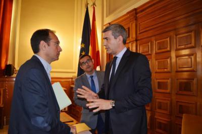 El pleno de la Diputación aprueba la mayor dotación económica de la historia para el Plan de Infraestructuras municipales