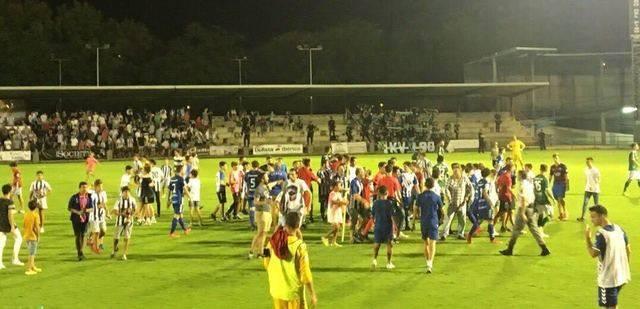 El CF Talavera elimina al CD Toledo y avanza en la Copa del Rey (VÍDEO)