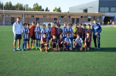 'I Torneo Ciudad de la Cerámica, Copa Soliss' de fútbol 8 alevín