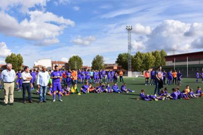 Denuncian el deterioro de los campos de fútbol de Talavera