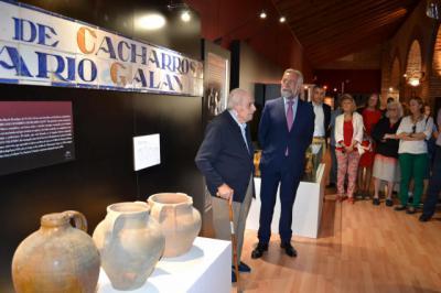 El Etnográfico de Talavera reabre con una exposición sobre el Alfar de Los Galanes