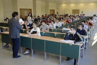Más de 1.282 estudiantes comienzan los exámenes de la Evaluación para el Acceso a la Universidad