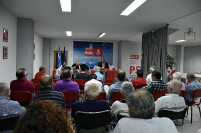 El PSOE de Talavera elige a los cinco delegados que irán al Congreso provincial